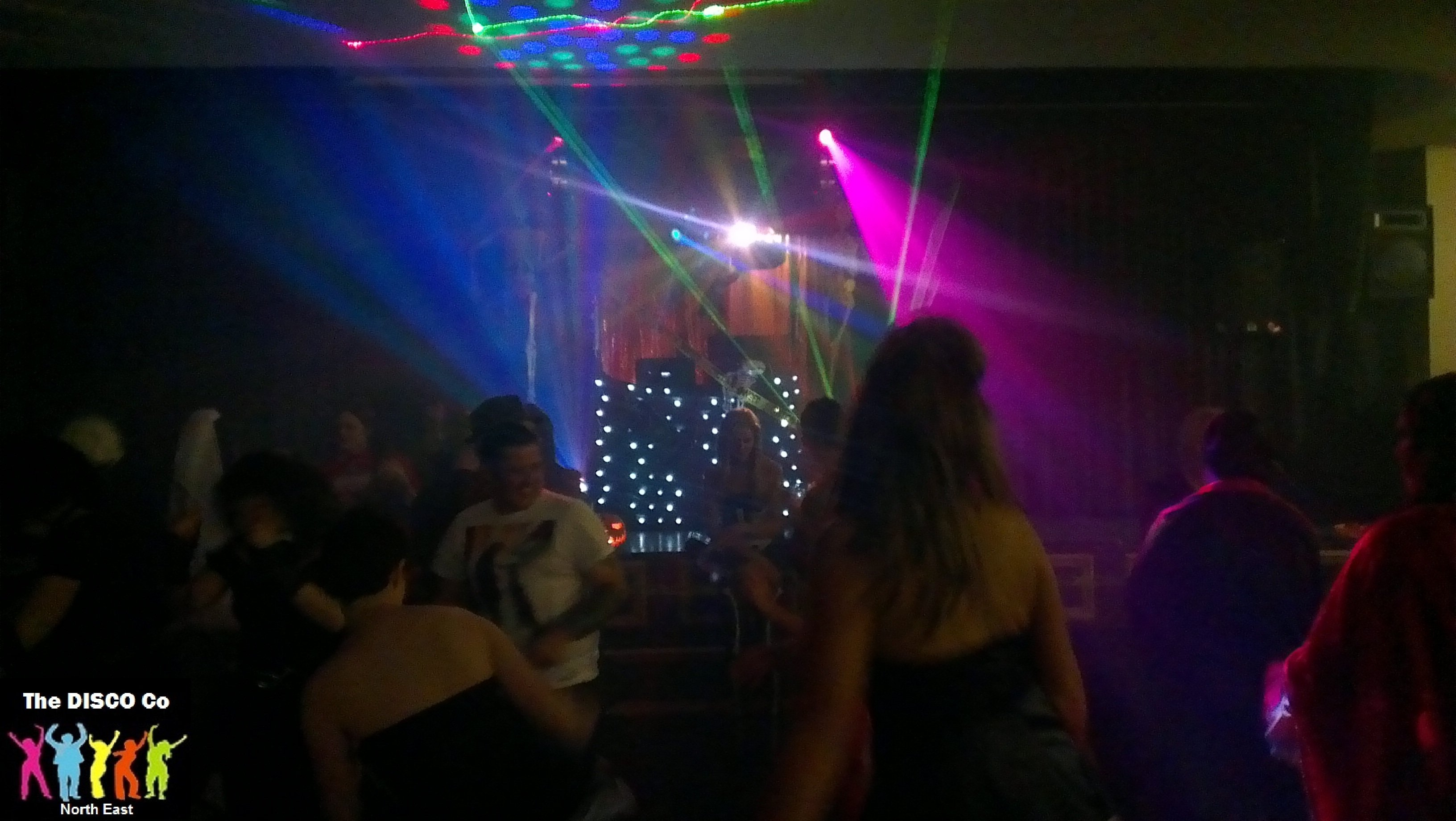 Discos in Forest Hall