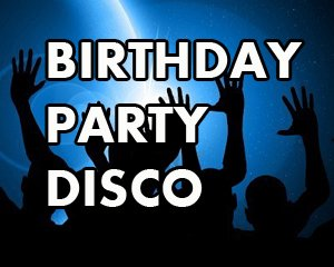 birthday-party-disco